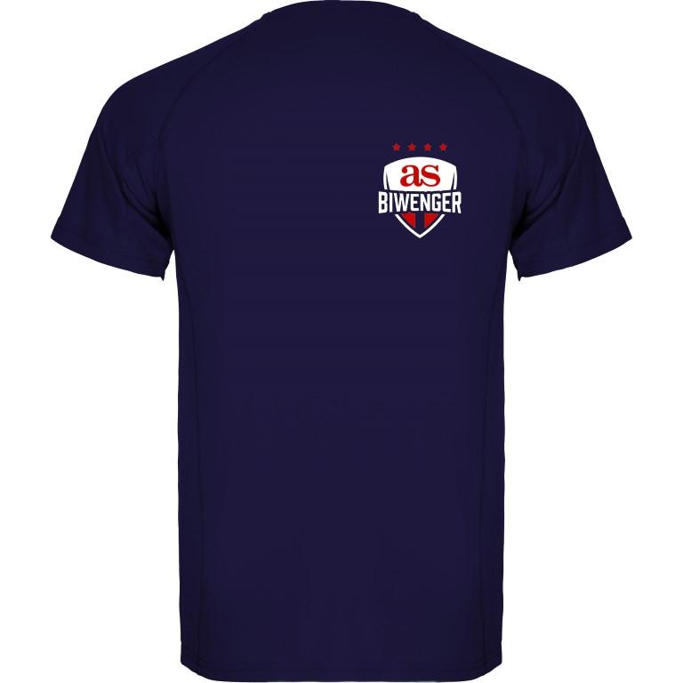 Camiseta AS Biwenger